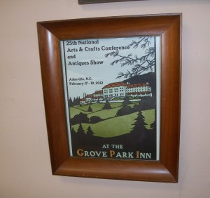 Grove Park Inn Arts & Crafts Poster